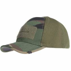Tactical BB Cap Raptor Woodland - Pentagon