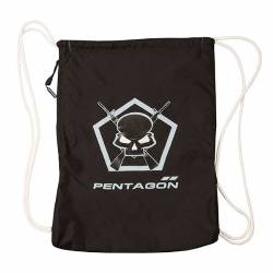 Moho Gym Bag Skull Nera - Pentagon