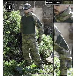 Combat Shirt A-tacs FG The Tower Company ®