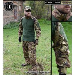 Combat Shirt Vegatata The Tower Company ®