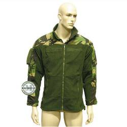 Giacca Militare Pile DPM BE-X