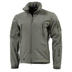 Giacca Militare Softshell Artaxes Grindle Green - Pentagon