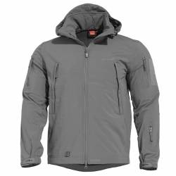 Giacca Militare Softshell Artaxes Wolf Grey - Pentagon