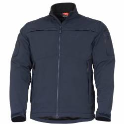 Giacca Soft Shell Kryvo Midnight Blue - Pentagon