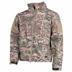 Giacca Soft Shell Scorpion Multicam - MFH