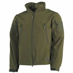 Giacca Soft Shell Scorpion OD Green - MFH