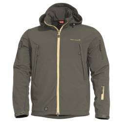 Giacca Softshell Artaxes Escape Grindle Green - Pentagon