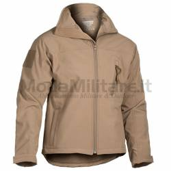 Giacca Softshell Tactical Tan - Invader Gear