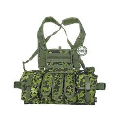 Chest Rig Tyr Danish Camo BE-X