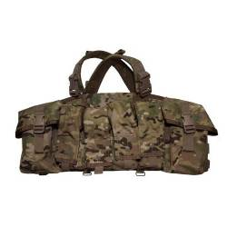 Chest Rig Vest Multicam The Tower Company ®