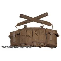 Chest Rig Vest Tan The Tower Company ®