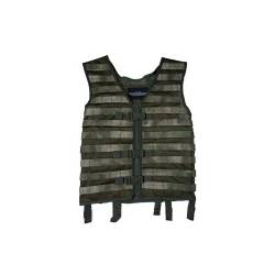 Gilet Tattico Molle A-Tacs FG The Tower Company ®