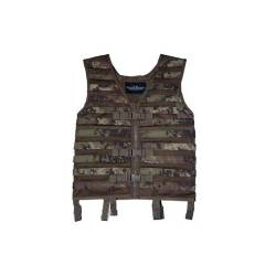 Gilet Tattico Molle Vegetato The Tower Company ®