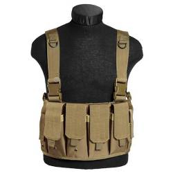 Mag Carrier Chest Rigg Coyote