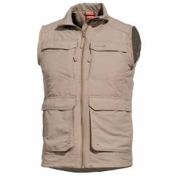 Gilet Militare Gomati Expedition Khaki - Pentagon