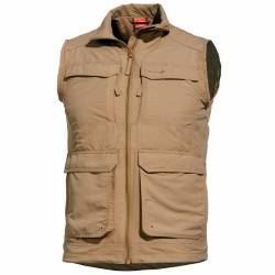 Gilet Militare Gomati Expedition Tan - Pentagon