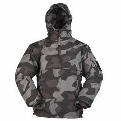 Giacca Anorak Combat Winter Splinter Night - Mil-Tec
