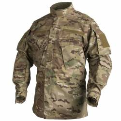 Giacca Militare CPU® PolyCotton RipStop Multicam - Helikon Tex