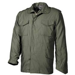Giacca Militare US M65 OD Green