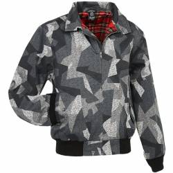 Giacca Lord Canterbury Night Camo Digital - Brandit