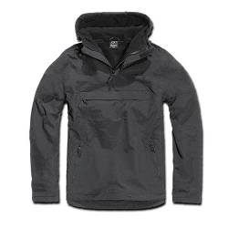 Giacca Windbreaker Black Brandit