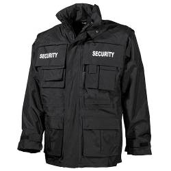 Impermeabile SECURITY Nera