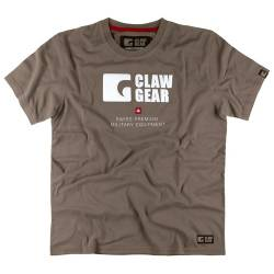 T-Shirt Vintage Classic Dark Earth - Claw Gear