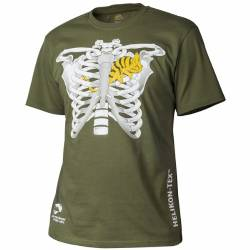 T-Shirt Thorax and Chameleon U.S. Green - Helikon Tex